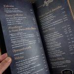 Os truques escondidos nos menus dos restaurantes