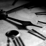 O tempo está a abrandar embora possa parecer o contrário