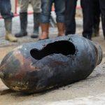 Bomba da II Guerra Mundial com 450Kg desativada em Hong Kong