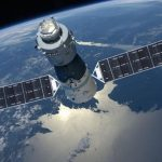Tiangong-1 chega à Terra na Páscoa