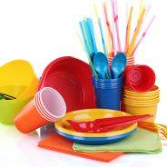 Europa quer proibir talheres de plástico, pratos, palhas… entre outros produtos
