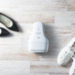 Panasonic criou um dispositivo para eliminar o chulé do calçado