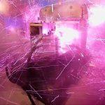 Criado campo magnético artificial tão forte que explodiu as portas do laboratório