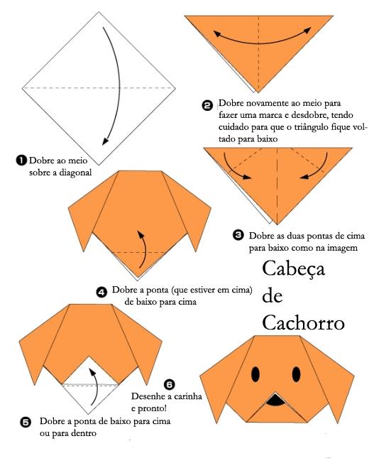 Resultado de imagem para origamis faceis
