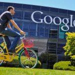 As bicicletas do campus da Google estão a desaparecer