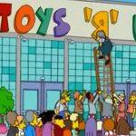 """Simpsons previram o fim do Toys """"R"""" Us em 2004"""