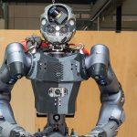 Walk-Man, o bombeiro robô