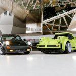 Porsche recria o 911 Turbo 3.0 em Lego