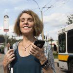 Aplicação promove maior independência a deficientes invisuais