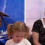 Menina de 3 anos tem um QI maior que Albert Einstein, Stephen Hawking e Bill Gates