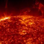 O sol muda de tamanho a cada 11 anos e não sabemos a razão