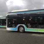 Autocarros elétricos da transdev começam a circular amanhã nas ruas de Aveiro