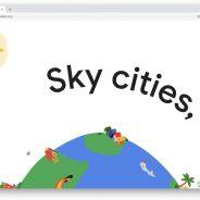 Google lança Doodle para o Google 2019