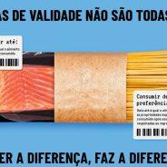 """Datas de validade: """"Saber a diferença, faz a diferença"""""""
